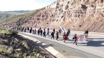 Evo se reúne hoy con los indígenas de Qhara Qhara