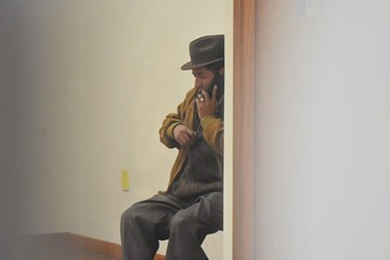 Quispe es nuevamente aprehendido por el juicio que le sigue Huanca
