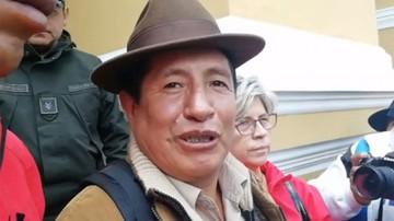 Rafael Quispe es liberado y anuncia proceso por secuestro