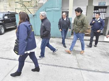 Odebrecht: Van a prisión dos primeros implicados