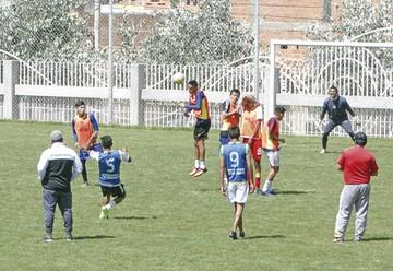 Atlético, listo para su debut