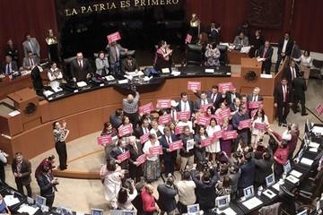 Aprueban crear Guardia Civil en México