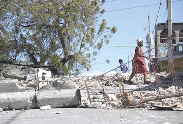 Convocan a seguir con movilizaciones en Haití