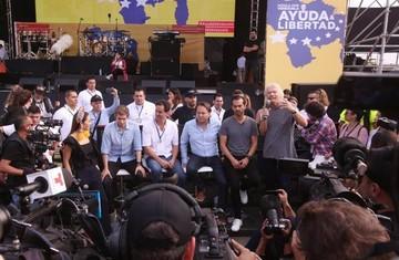 Cúcuta ultima detalles para recibir a 250.000 personas en el esperado Venezuela Aid Live
