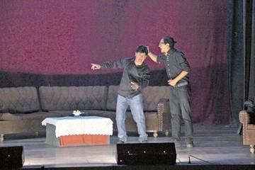Teatro Tabú: El sur tiene la mejor comedia