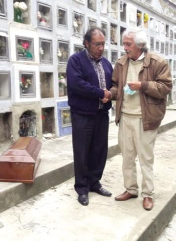 Restos de Medinaceli no reposarán en Sucre