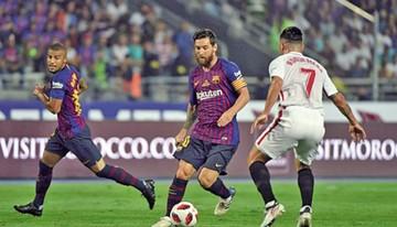 Barcelona alista una semana dura