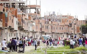 Empadronan a bolivianos en un  barrio bonaerense