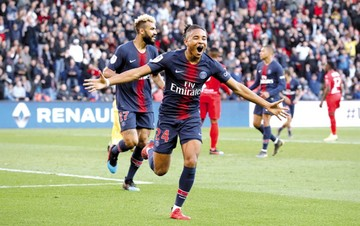 París continúa estirando su ventaja en la Ligue 1