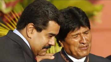 Evo responsabiliza a EEUU por lo que pueda pasar con Maduro