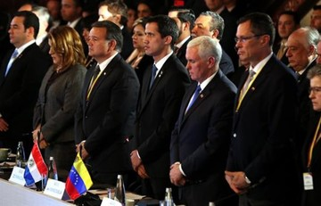 Grupo de Lima aboga por una transición democrática liderada por venezolanos