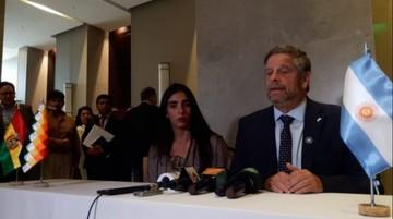 Bolivia y Argentina conforman comisión para contar con reciprocidad en salud