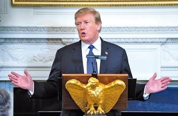 Trump eleva optimismo en negociación con China