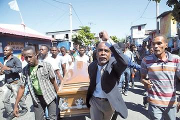 CIDH habla de casi 30 muertos en Haití