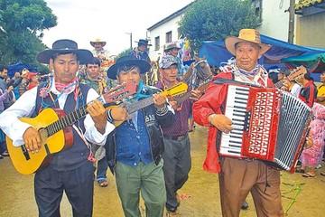 Buscan que carnavales de Chuquisaca sean patrimonio