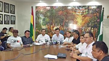 Cívicos insisten en nuevo padrón  y un nuevo TSE