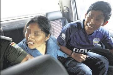 Padres que flagelaron a su hija son enviados a Palmasola
