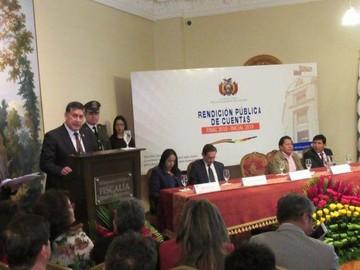 Fiscalía llega a sólo 107 de los 339 municipios del país