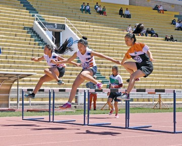 Preparación de atletas sucrenses para los Juegos