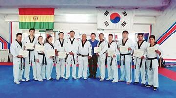 Taekwondo se capacita