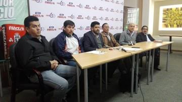 Fancesa: Representantes de la Alcaldía y la Universidad rechazan denuncias
