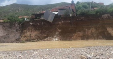 Gobierno declara emergencia nacional ante daños por lluvias