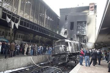 Mueren 20 personas en siniestro de Egipto