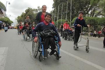 Discapacidad: Municipios  no acabaron de pagar bono