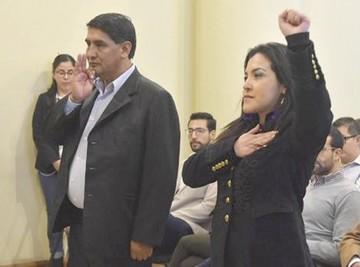 Juran dos nuevos viceministros  en Planificación