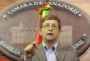 Óscar Ortiz: MAS busca adelantar las elecciones