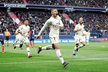 Mbappé le da el triunfo al PSG antes de la Champions