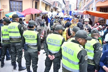 Un total de 41 personas murieron este fin de semana de Carnaval
