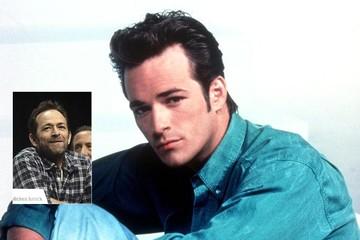 "Luke Perry, de la serie ""Beverly Hills, 90210"", muere a los 52 años"