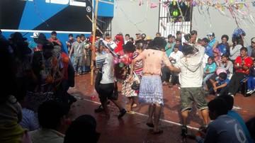 Internos del penal San Roque celebraron el Carnaval chuquisaqueño