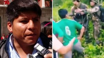 Loza pide sancionar a autores de emboscada en el Chapare