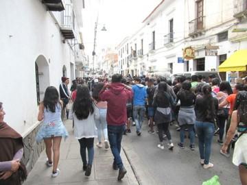 Carnaval: Hubo 11 casos de negligencia materna