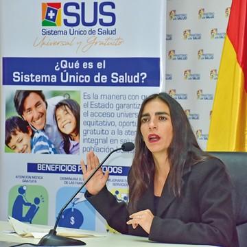 Gobierno: El SUS ya tiene 1,8 millones  de inscritos en el país