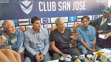 San José cesó a Clausen