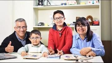 Familia boliviana es finalista en campeonato mundial de Inteligencia Artificial