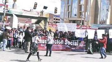 La UPEA se moviliza y exige revocar fallo en caso Jonathan