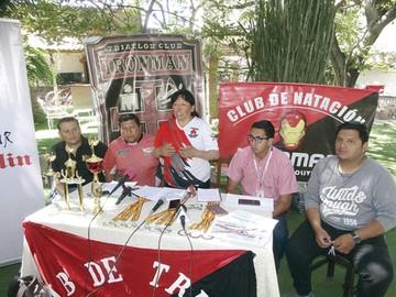 Ironman organiza Nacional