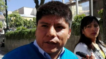 Senador presenta demanda penal contra Loza por delito de proxenetismo