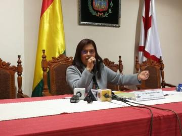 El TED de Chuquisaca recibió 11 casos de violencia y acoso político desde 2017