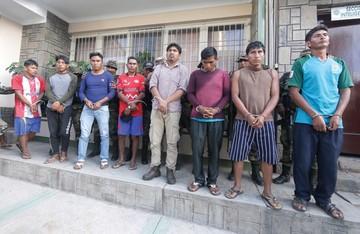 Desbaratan 13 fábricas de droga en el Chapare y hay 10 detenidos