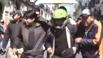 Imputan a siete personas por agresiones a Urquizu