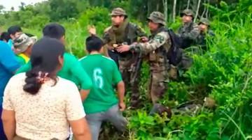 Encarcelan a siete implicados en la emboscada a efectivos de la Umopar en el Chapare