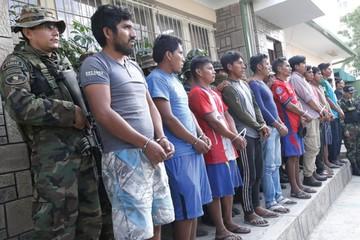 Encarcelan a 7 implicados en emboscada a Umopar