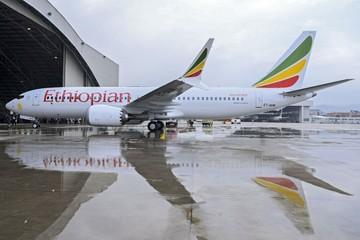 Se estrella un avión en Etiopía con 157 personas a bordo