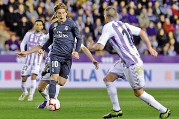 El Madrid se recupera de una difícil semana