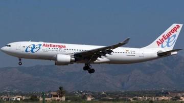 Tripulación de Air Europa sufrió un intento de atraco en Caracas